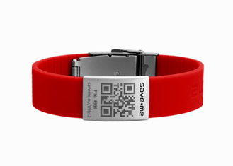 China OEM Accept Laser Engraved Silicone Wristbands Size 220*18*2mm For Sport supplier